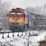Újabb nehéz reggel ez a vonattal közlekedőknek
