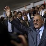 Lemondhat a jemeni elnök