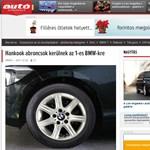 Év tesztautója döntő: vezet az Opel Ampera