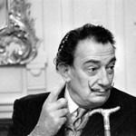 Salvador Dalí több művét lopták el egy stockholmi galériából