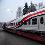 Az oroszok Magyarországon tesztelik az Egyiptomnak szánt vasúti kocsikat