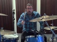Dave Grohl cukiságát már nem lehet hova fokozni