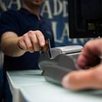 Ellephetik az országot a bankkártyaterminálok