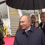 Megérkezett Putyin Budapestre