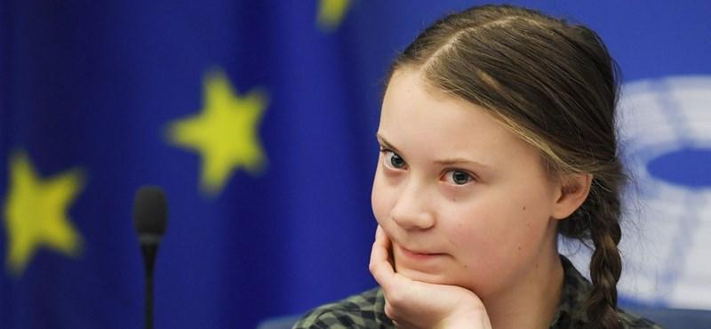 Putyin jól kiosztotta Greta Thunberget