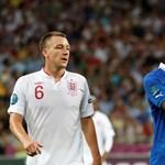 Összetörtek az angol játékosok