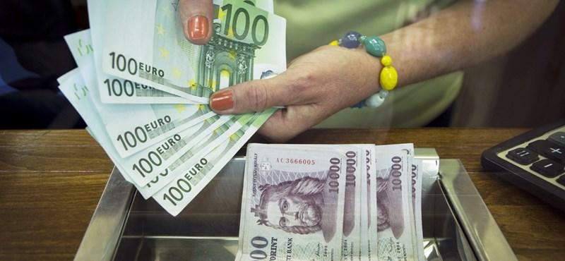 Elszólta magát a Monetáris Tanács tagja, hároméves mélypontra esett a forint