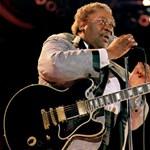 Meghalt B.B. King, a blues királya