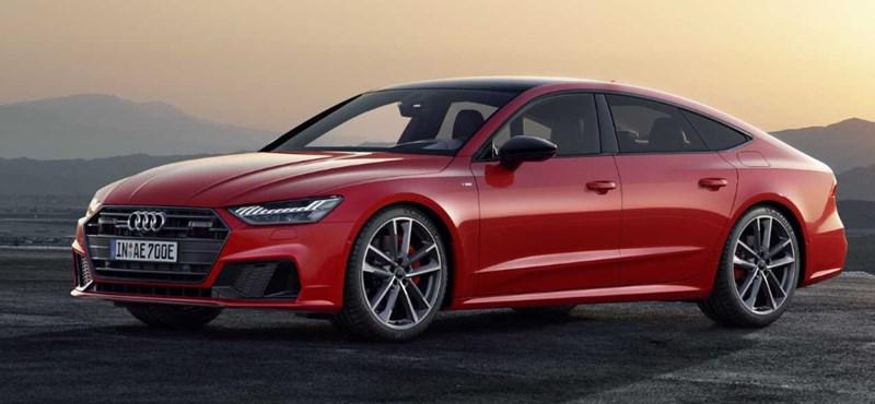 40 kilométer villannyal: itt a legújabb hibrid Audi A7