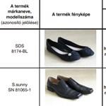 Rákkeltő cipőket tiltott be a fogyasztóvédelmi hatóság