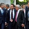 Egy kedélyes nap Salzburgban: ma sem oldottak meg semmit az EU vezetői