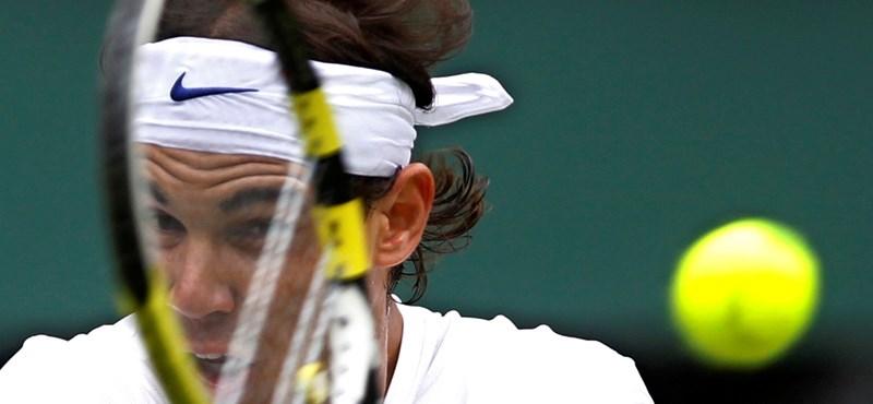 US Open: Nadal és Murray a legjobb nyolc között