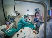 61 koronavírusos beteg halt meg, 718 új fertőzöttet találtak