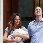 Katalin szülés után is elképesztően divatos