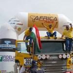 Dakar: magyar csapat lett Afrika bajnoka