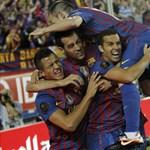 Kupagyőzelemmel búcsúzott Guardiolától a Barca