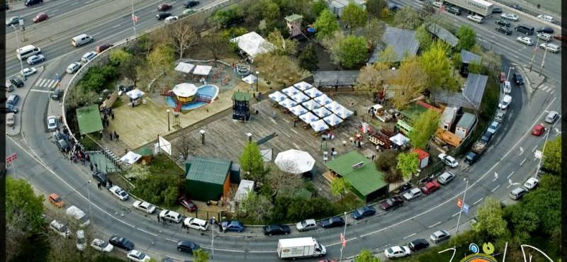 Országzászló lesz a Zöld Pardon és a Rio helyén