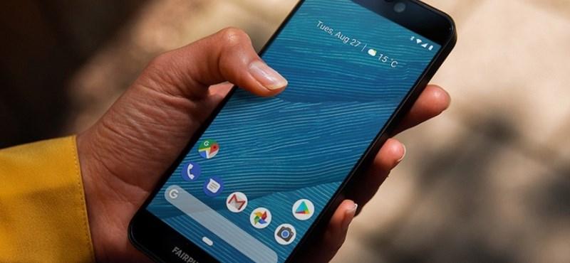 Fairphone 3: megérkezett az új környezetbarát androidos telefon