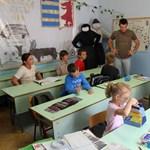 Így kezdődött a tanév az ország legkisebb iskolájában