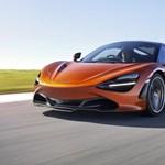 Fotó: Pénteken megvette, szombaton már össze is törte a méregdrága McLarent