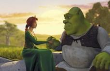 """""""Ott vagyunk már?"""" – 20 éve nagyot kockáztattak a Shrek alkotói: bejött"""