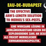 Novák Előd paprikaspray-vel kampányol Bécsben