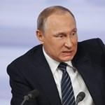 Gondban Putyin, tovább zuhan az orosz rubel