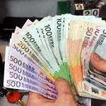 Vigyázzon, aki most euróban spájzol!