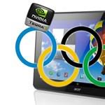 """15 órás üzemidőt kínál az Acer új, """"olimpiás"""" táblagépe"""