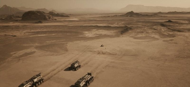 Fontos felfedezésre jutottak amerikai és brit kutatók a Mars meghódításával kapcsolatban