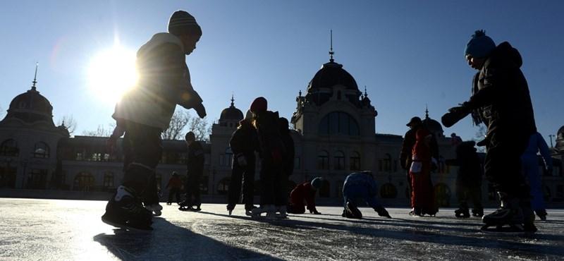 Jégpályakörkép: hol korcsolyázhattok teljesen ingyen?