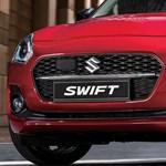Leleplezték a felfrissített Suzuki Swiftet