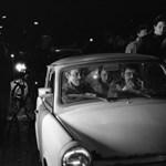 Aki végigfotózta a Fal megnyitásának éjszakáját - Nagyítás-fotógaléria
