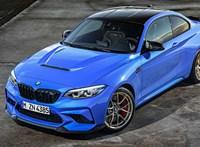A BMW M2-nek is vége