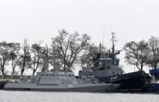Moszkvának el kell engednie az elfogott ukrán tengerészeket