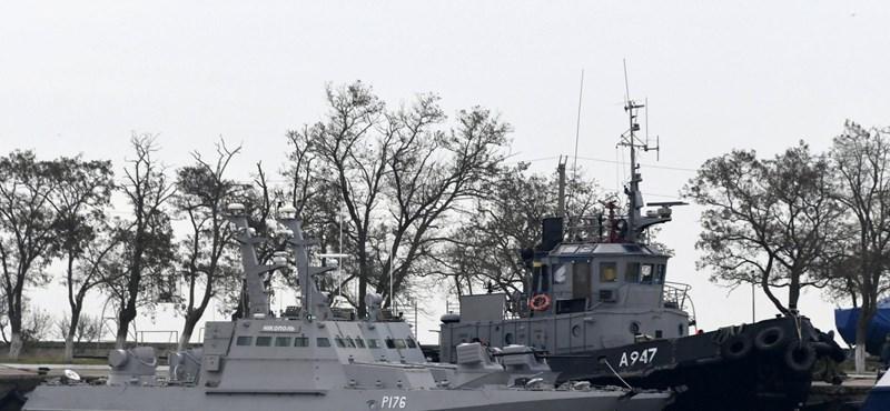 Csak az Oroszországgal határos területekre vezetik be az ukrán hadiállapotot
