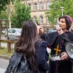 A bíróságon elkaszálták a tavalyi lengyel abortusztörvény elleni tüntetés résztvevőit