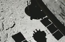Vízre utaló nyomokat talált a japán űrszonda a Ryugu kisbolygón