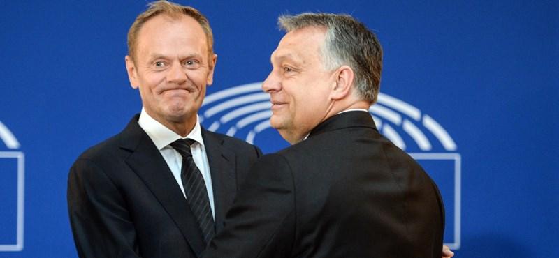 A Néppárt elnöke finoman lenácizta Orbánt