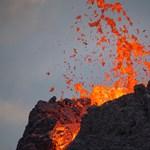 Volt, aki tojást próbált sütni az izlandi vulkán láváján