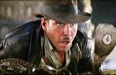Megsérült Harrison Ford az új Indiana Jones-film forgatásán