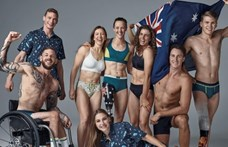 Botrány lett az ausztrál olimpikonok csoportképéből
