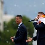 C. Ronaldo már arról beszélt, hogy marad Madridban