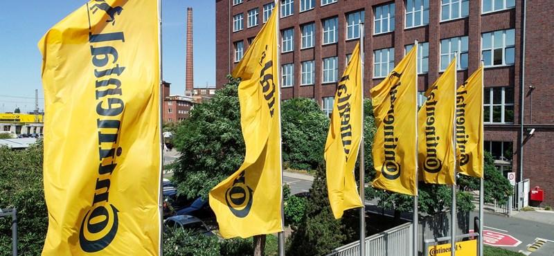 Sztrájkbizottság alakult a Continental veszprémi gyárában