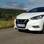 Vagány japán: teszten az új Nissan Micra