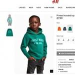 Most már egy kisebb vagyonért árulják a H&M majmos pulcsiját