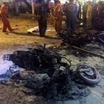 Bangkoki merénylet: elfogtak két férfit, az egyik bombakészítő lehetett