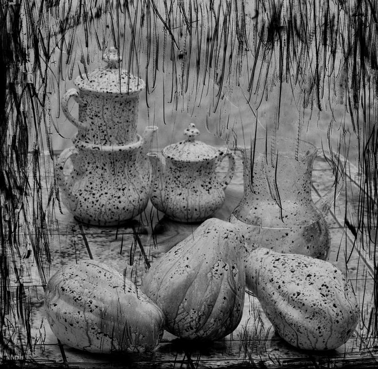 Csendélet esőben (2002) Nagyítás fotógaléria