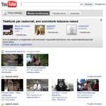 Indul a magyar YouTube