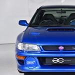 112 millió forintot kérnek ezért az alig használt 22 éves Subaruért
